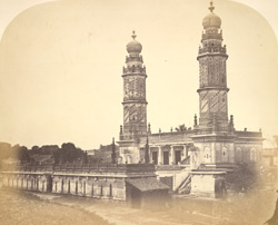 The Jami Masjid, Shrirangapattana.
